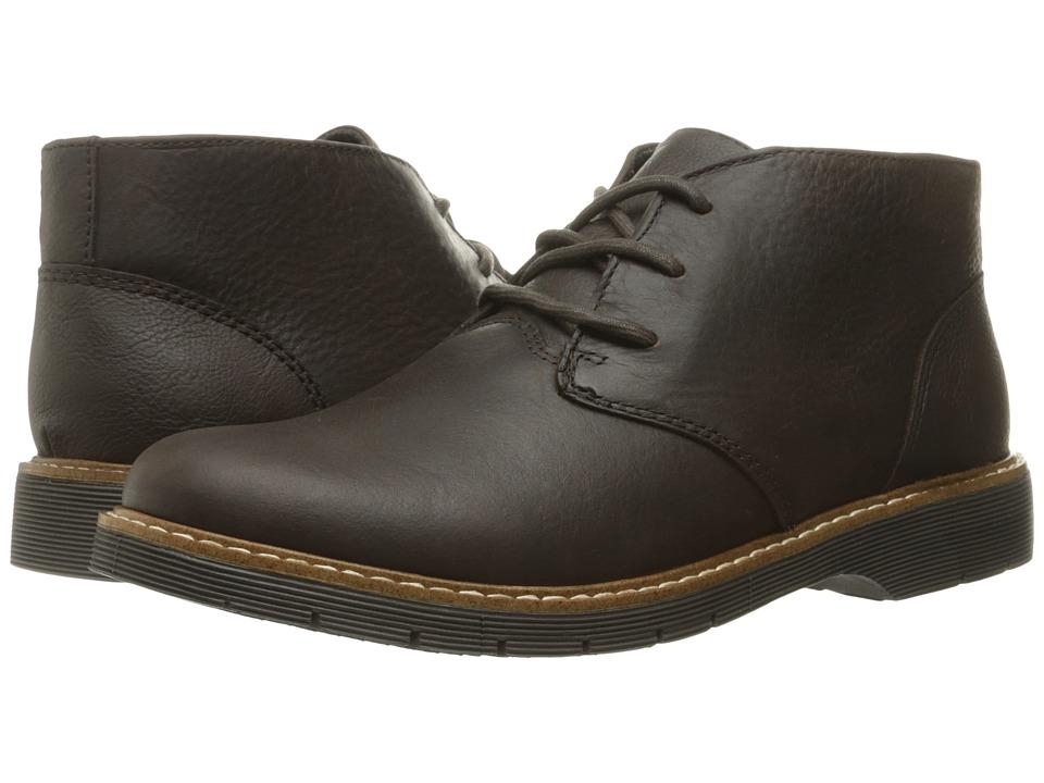 Dr. Scholl's - Rhys (Brown Derby Leather) Men's Shoes