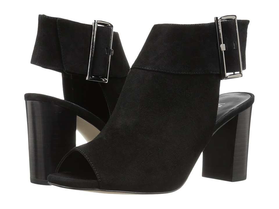 Vaneli Betty (Black Suede) Women