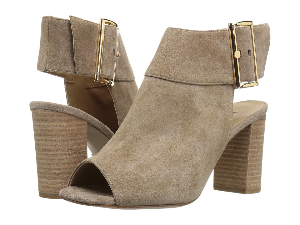 Vaneli - Betty (Truffle Suede) Women's Shoes