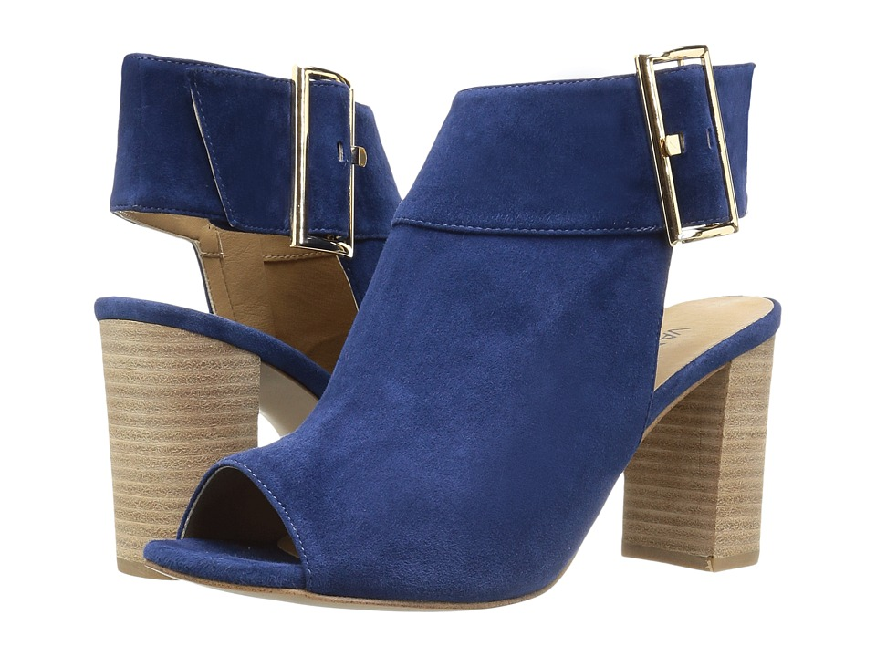Vaneli - Betty (French Blue Suede) Women's Shoes