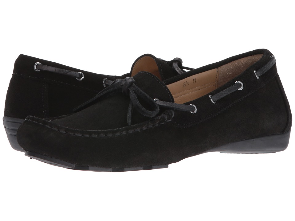 Vaneli - Reece (Black Suede) Women's Shoes