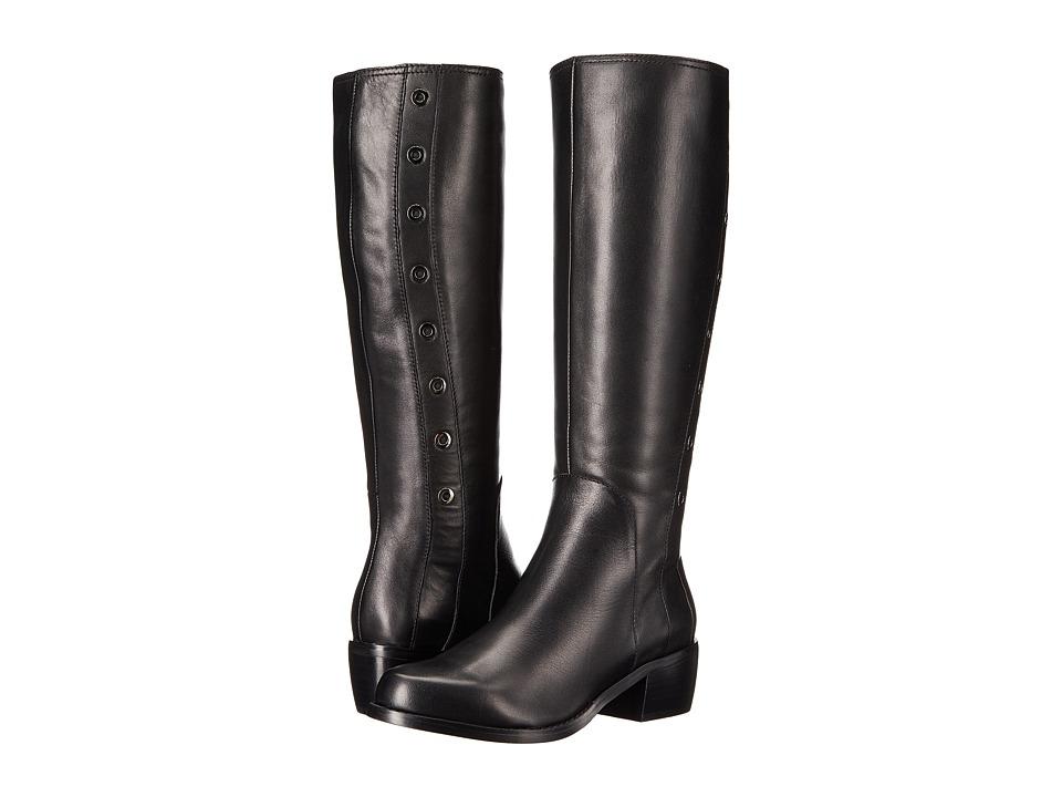 Vaneli - Vikki (Black Nappa) Women's Shoes