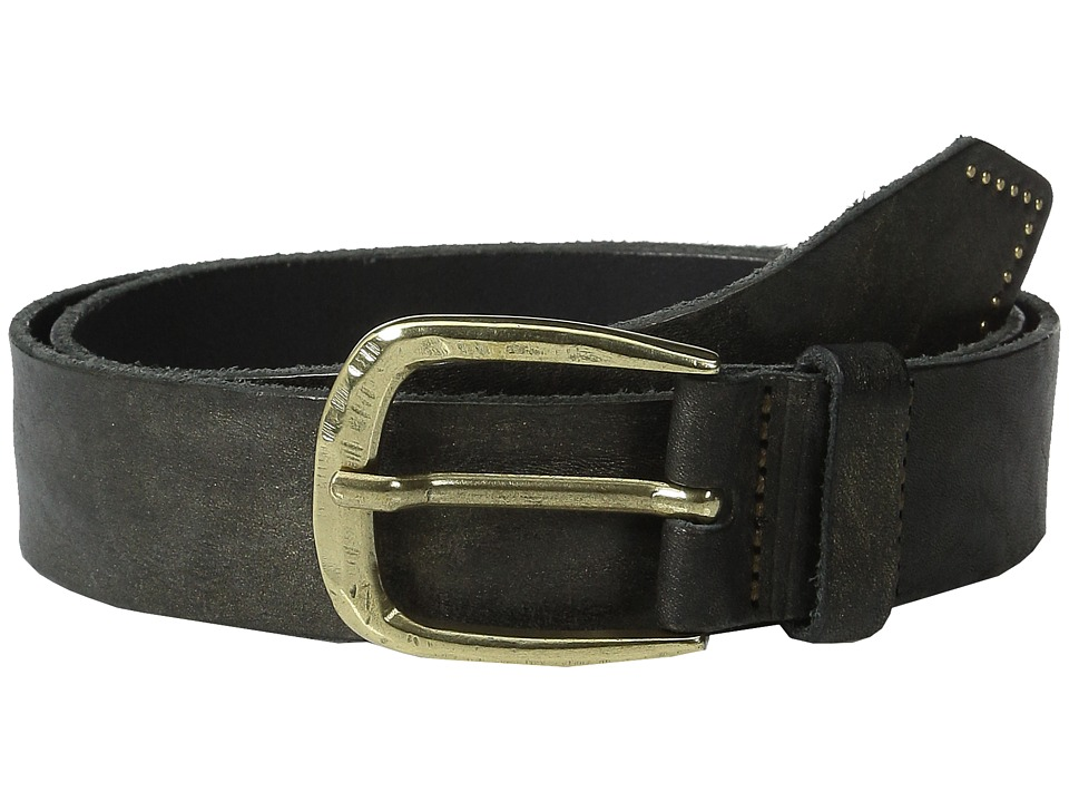 Liebeskind - Vintage Leather Belt (Gold) Belts