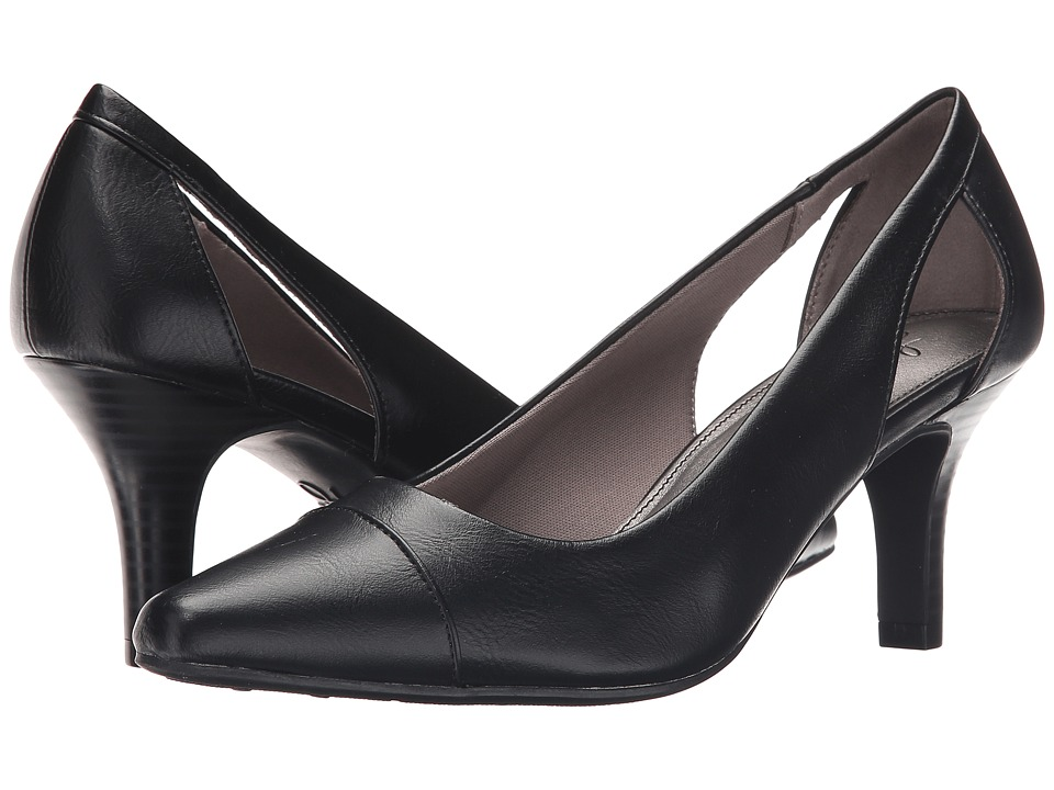 LifeStride - Kizzy (Black) Women's Shoes
