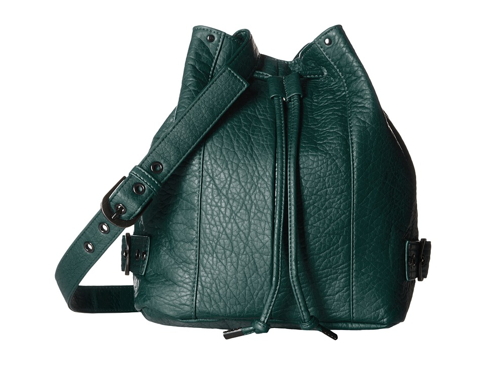 RVCA - Vision Bucket Bag (Pine) Satchel Handbags
