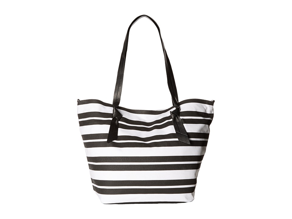 RVCA - Bridges Tote (Vintage White) Tote Handbags