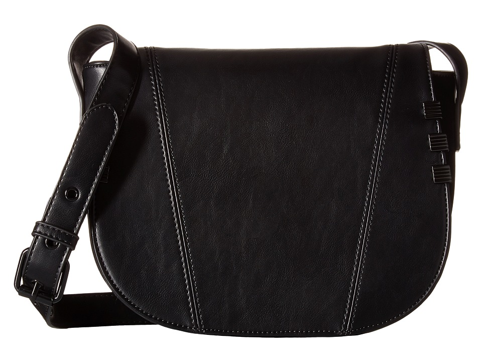 RVCA - Phantom Crossbody (Black) Cross Body Handbags