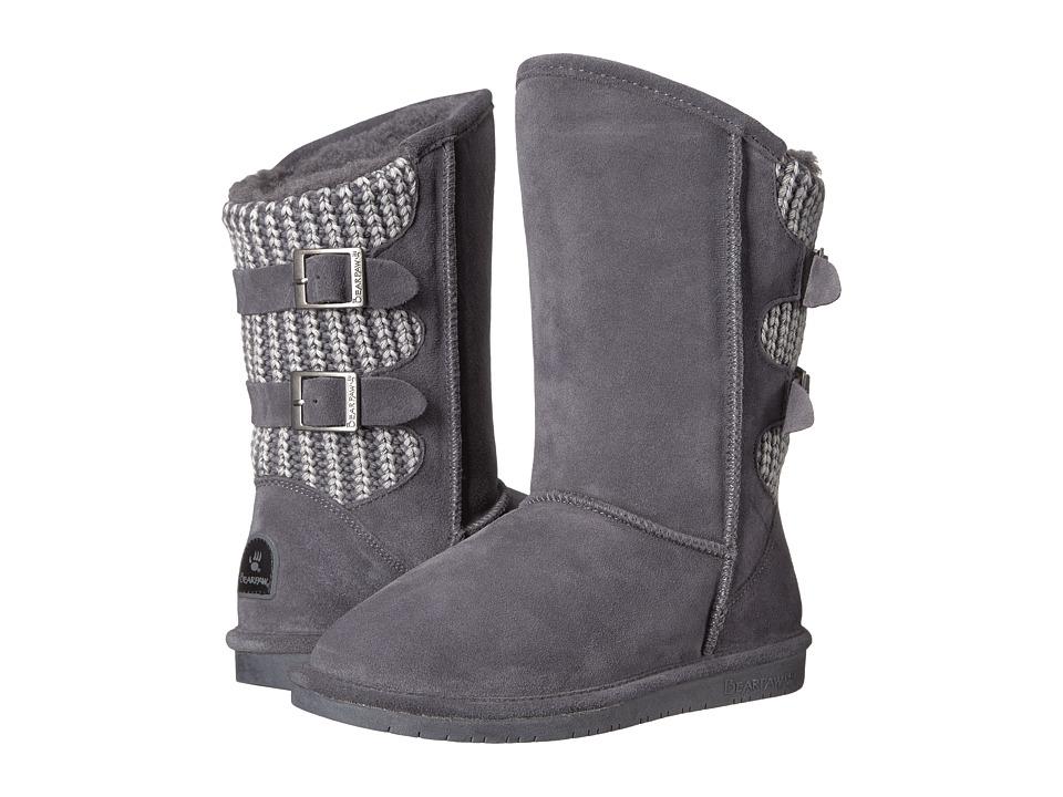 Bearpaw - Boshie (Charcoal) Women's Shoes