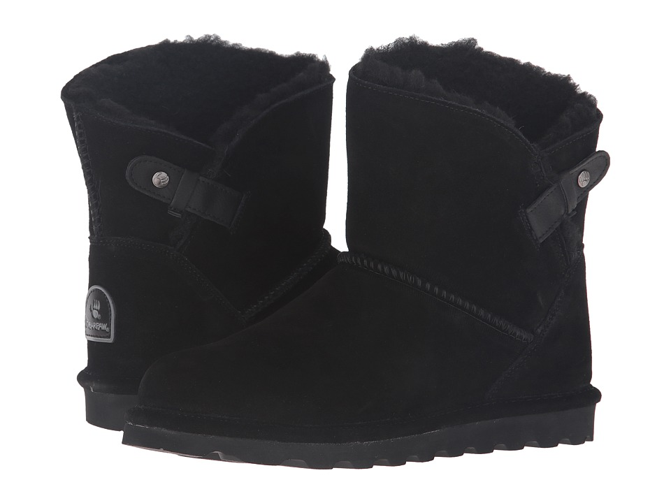 Bearpaw - Margaery (Black) Women's Shoes