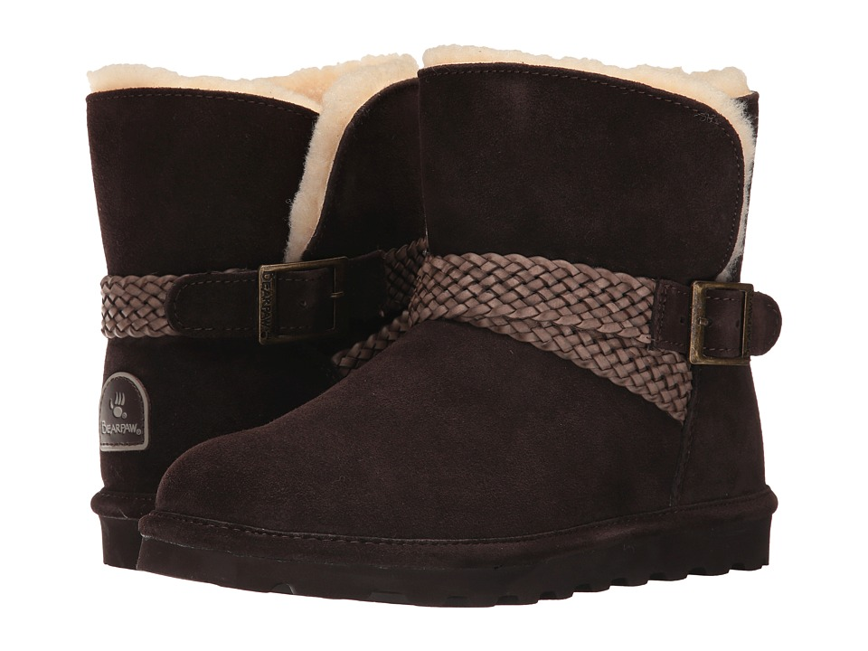 Bearpaw - Brienne (Chocolate) Women's Shoes