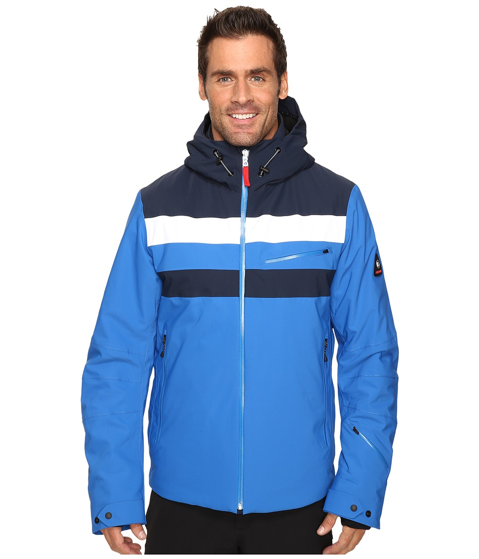 Bogner Fire + Ice - Camaro (Steel Blue) Men's Clothing