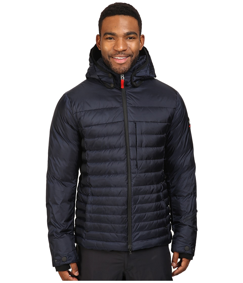 Bogner Fire + Ice - Nate-D (Navy) Men's Clothing