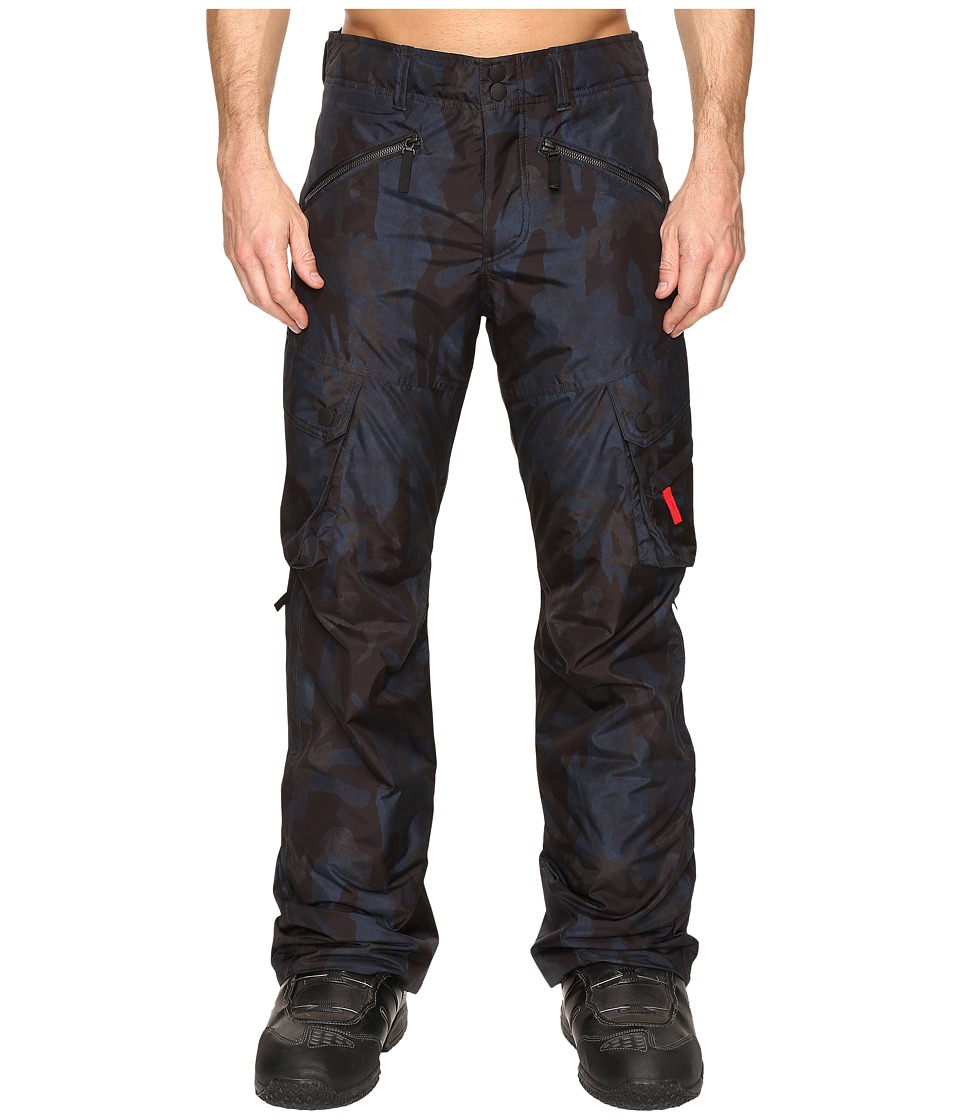 Bogner Fire + Ice - Clas (Navy) Men's Clothing