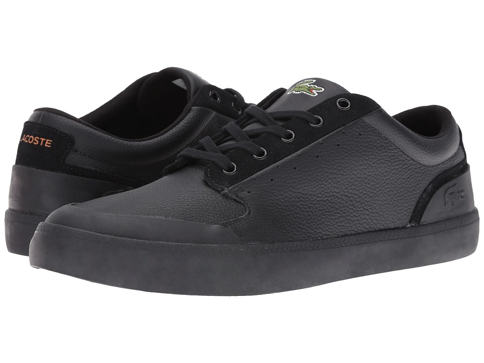 Lacoste - 4HND.15 316 1 (Black/Black) Men's Shoes