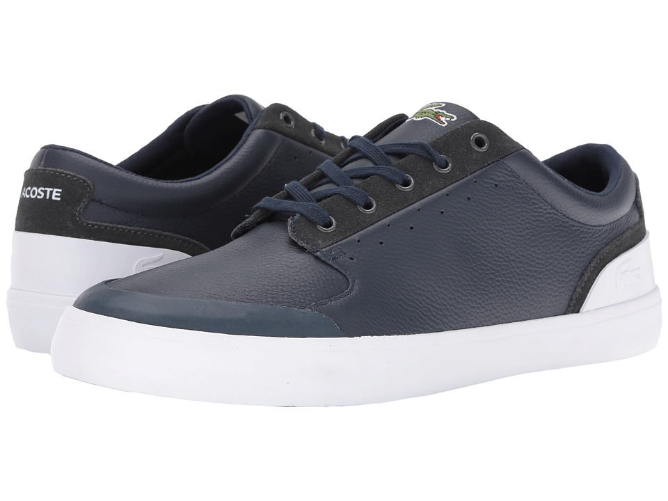 Lacoste - 4HND.15 316 2 (Navy/Dark Grey) Men's Shoes