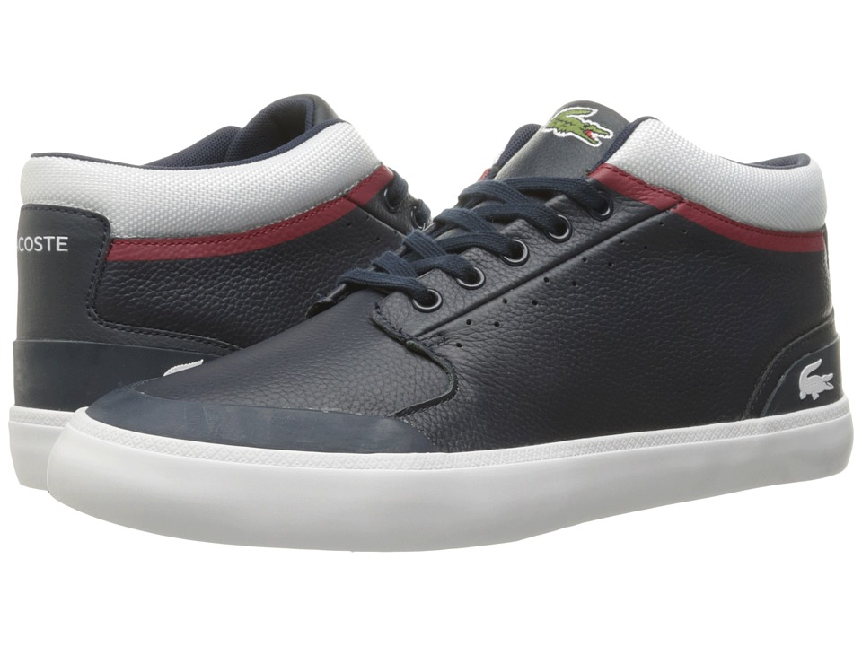 Lacoste - 4HND.30 316 1 (Navy/White) Men's Shoes