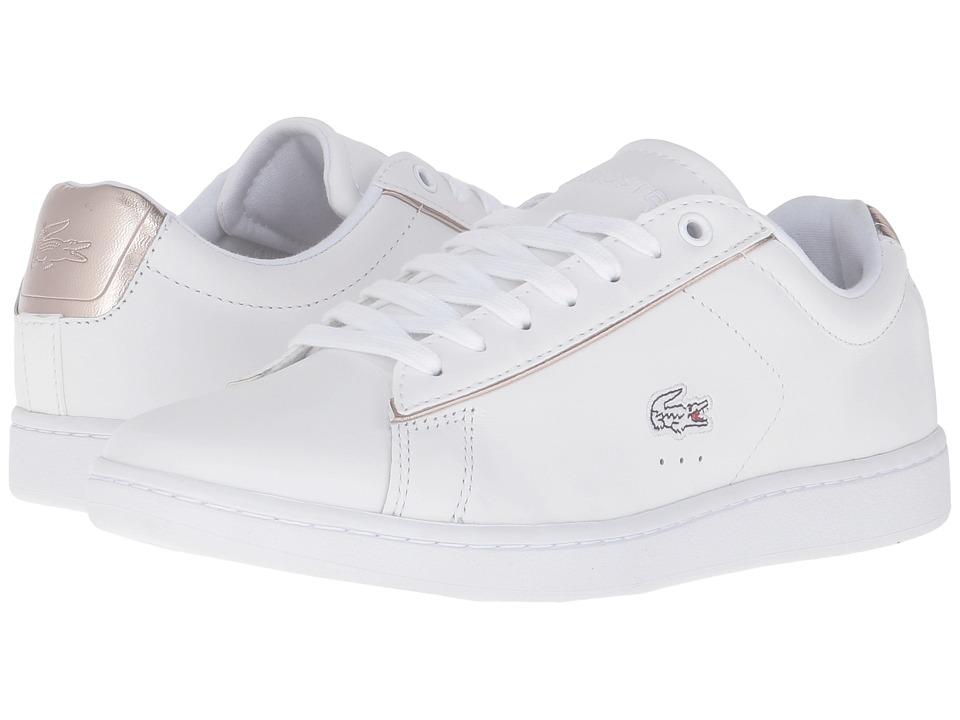 Lacoste Carnaby EVO 316 1 (White) Women
