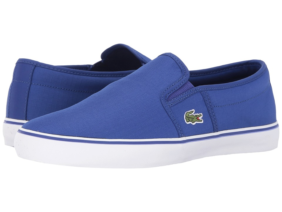 Lacoste - Gazon 316 2 (Blue) Women's Shoes