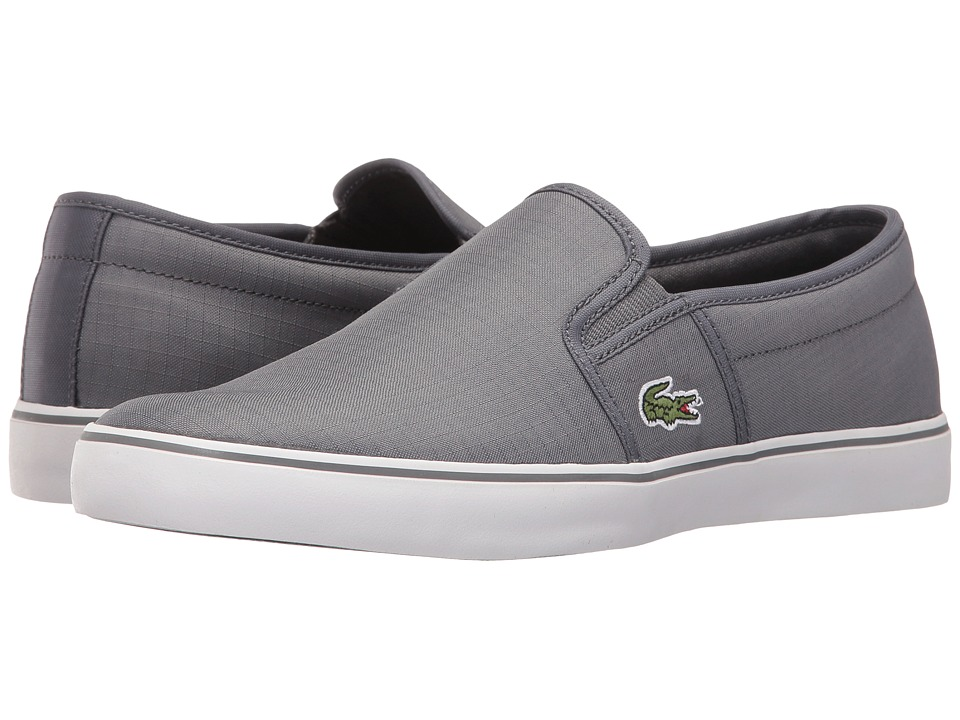 Lacoste - Gazon 316 2 (Dark Grey) Women's Shoes