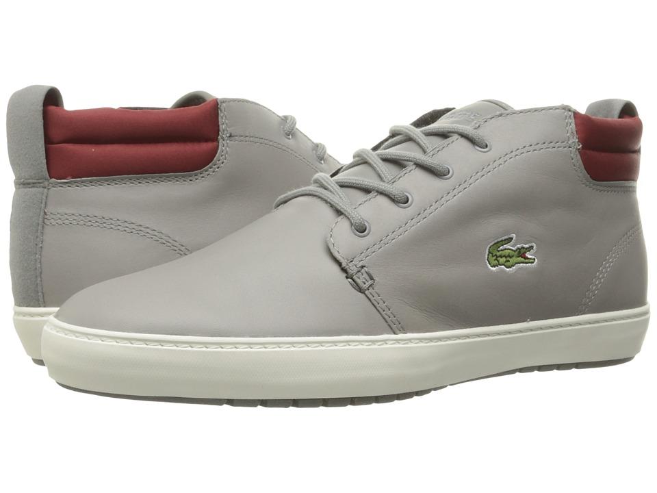 Lacoste - Ampthill Terra 316 1 (Grey) Men's Shoes