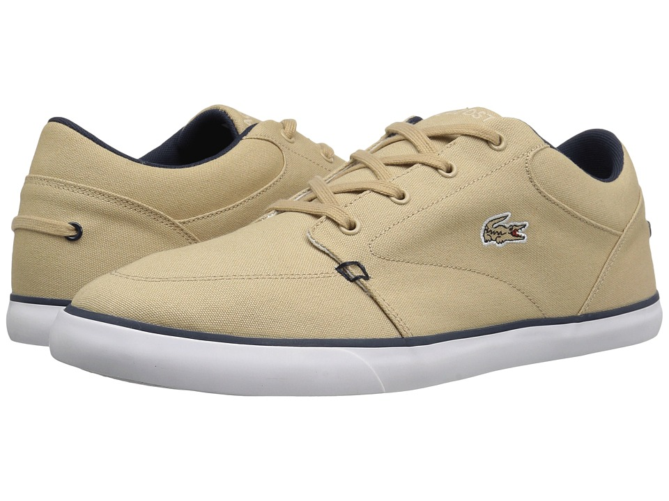 Lacoste Bayliss 316 3 (Natural/Navy) Men