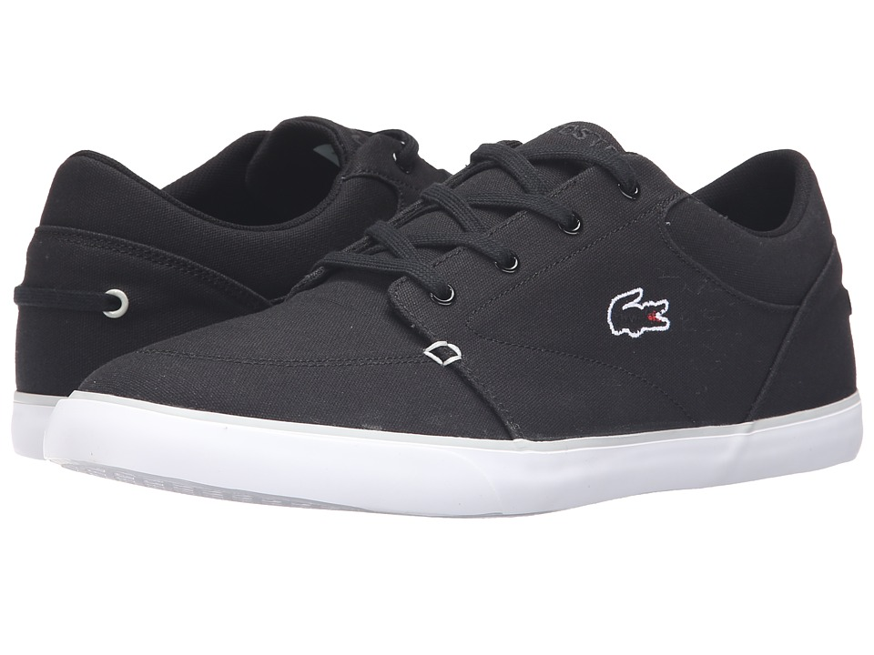 Lacoste Bayliss 316 3 (Black/Grey) Men