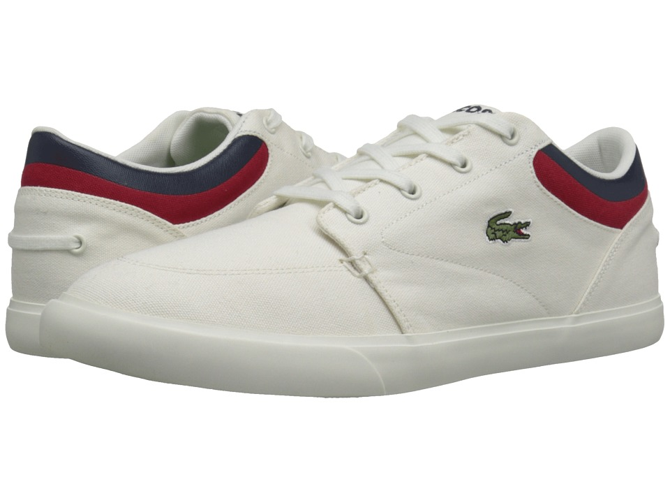 Lacoste - Bayliss 316 4 (Off-White/Off-White) Men's Shoes