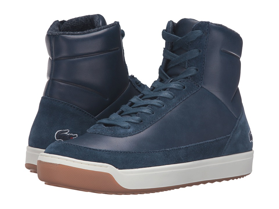 Lacoste Explorateur Calf 316 2 (Navy) Women