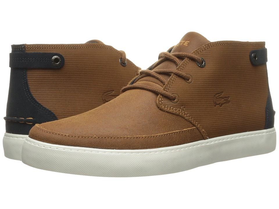 Lacoste Clavel M 316 1 (Tan) Men