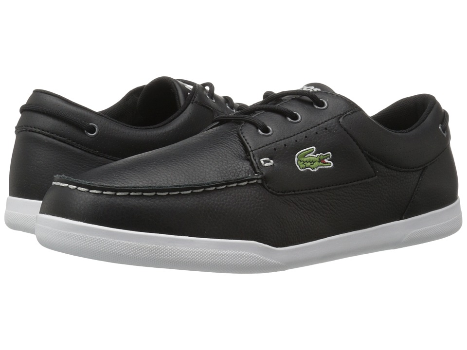 Lacoste Codecasa 316 1 (Black/Black) Men