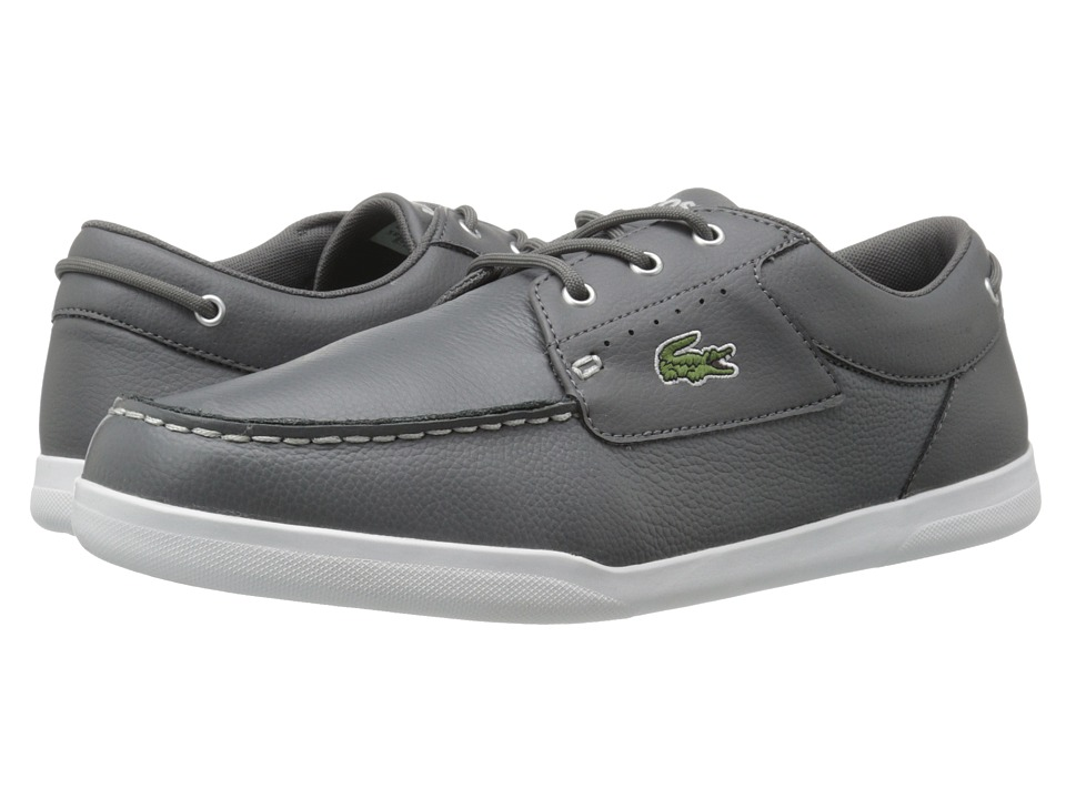 Lacoste - Codecasa 316 1 (Grey/Grey) Men