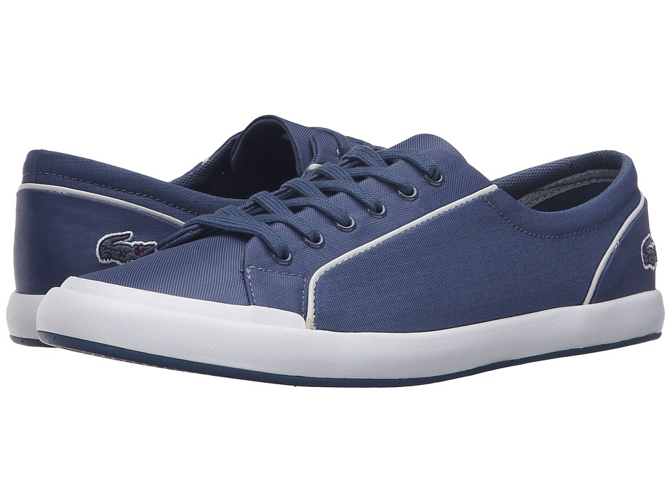 Lacoste - Lancelle 6 Eye 316 2 (Blue) Women's Shoes
