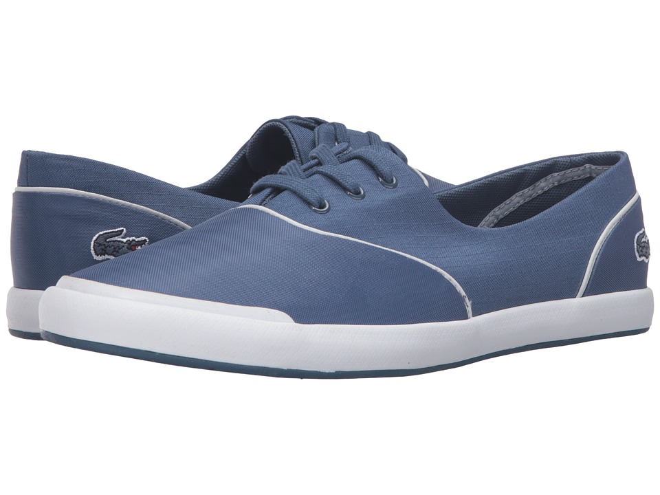 Lacoste - Lancelle 3 Eye 316 3 (Blue) Women's Shoes