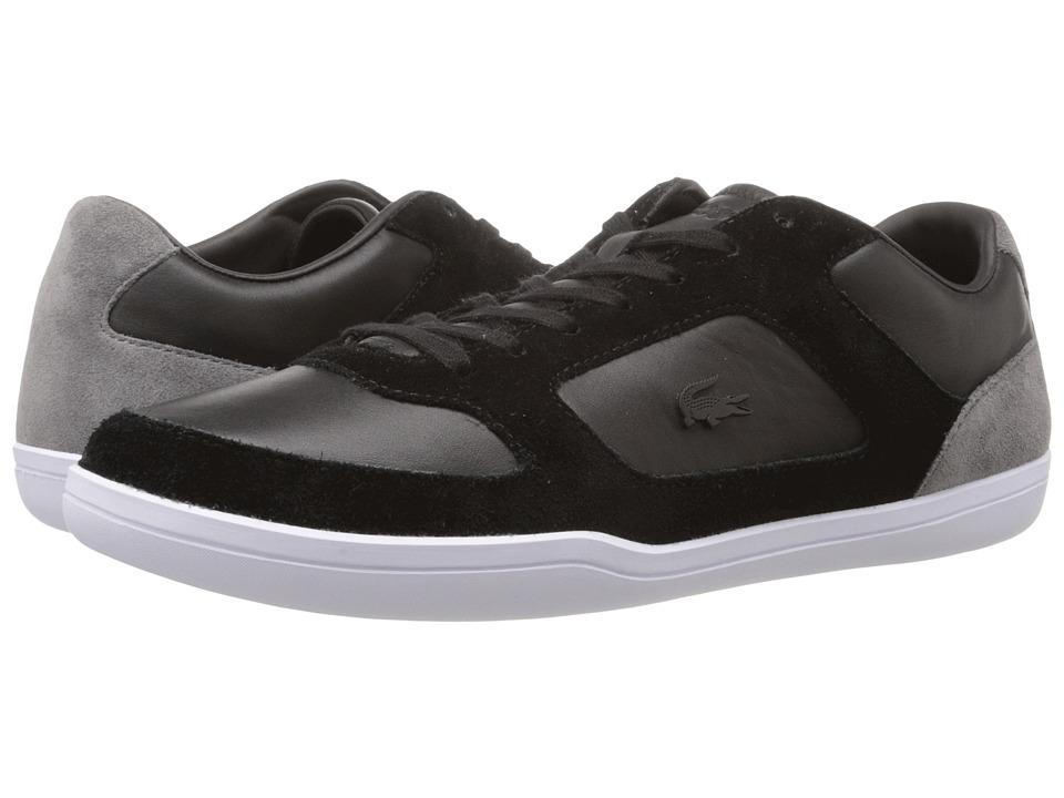 Lacoste - Court-Minimal 316 1 (Black) Men's Shoes