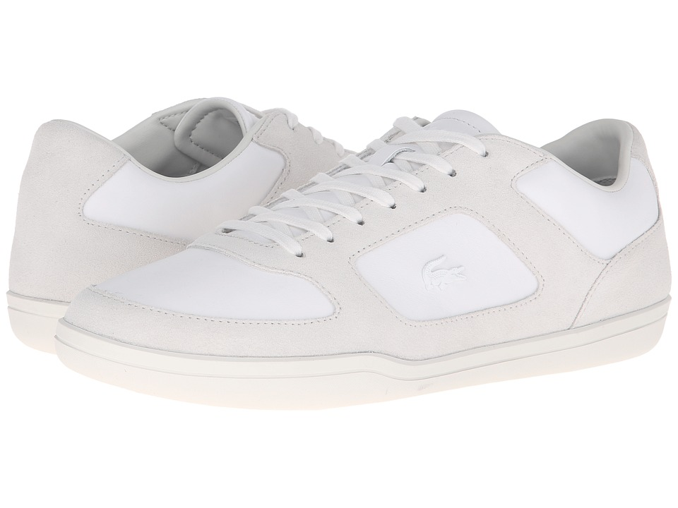 Lacoste - Court-Minimal 316 1 (White) Men's Shoes