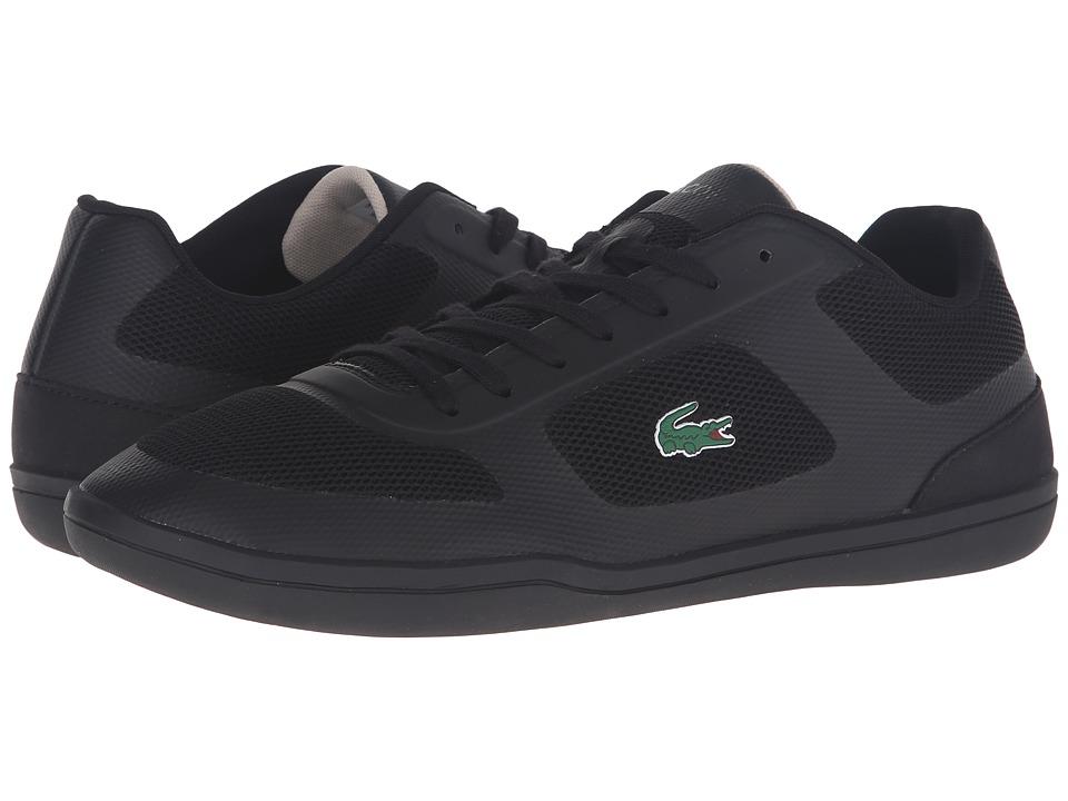 Lacoste - Court-Minimal Sport 316 1 (Black) Men's Shoes