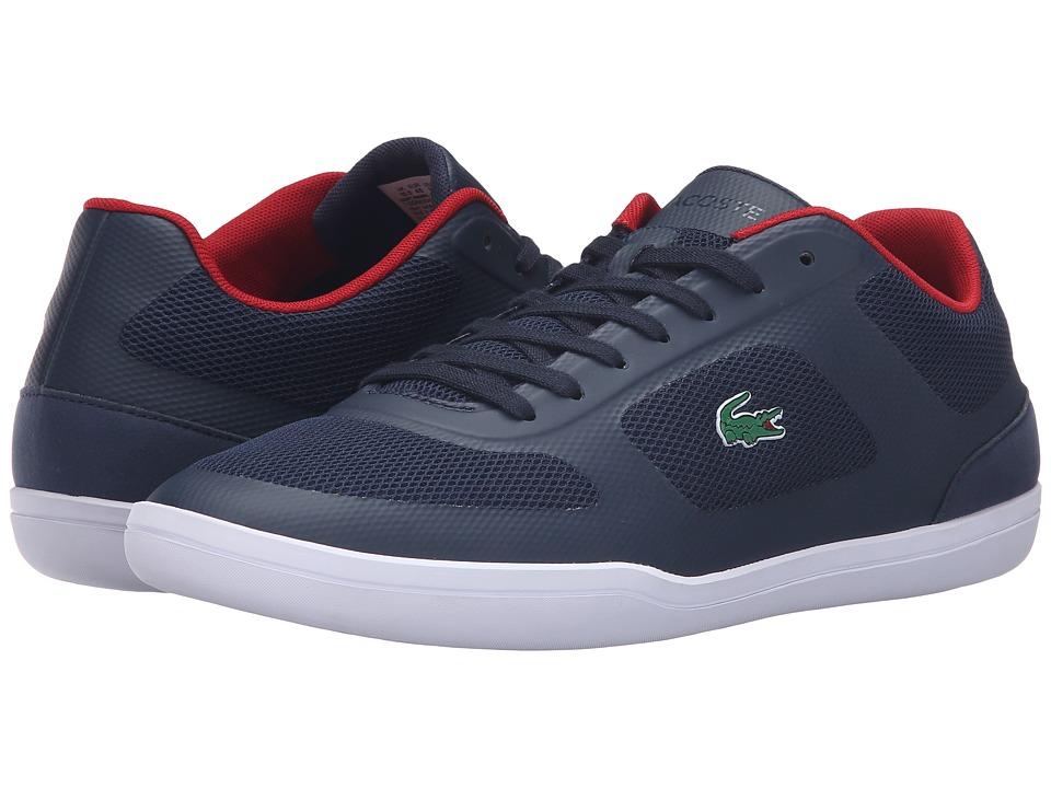 Lacoste - Court-Minimal Sport 316 1 (Navy) Men's Shoes