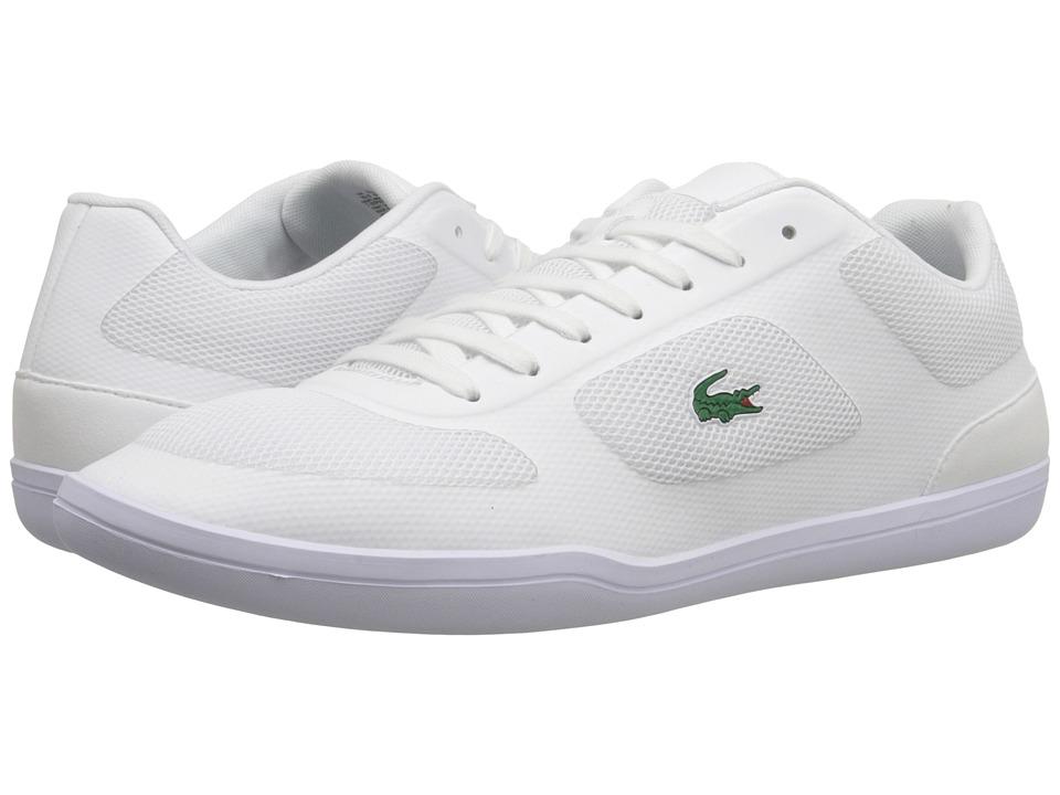 Lacoste - Court-Minimal Sport 316 1 (White) Men's Shoes