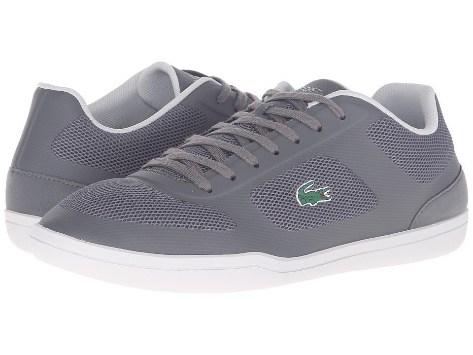 Lacoste - Court-Minimal Sport 316 1 (Dark Grey) Men's Shoes