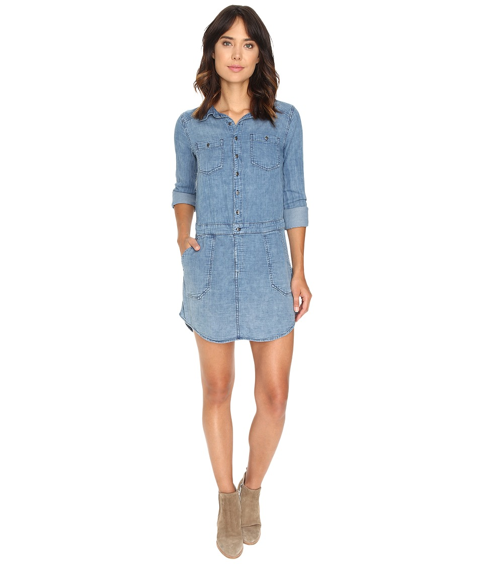 Blank NYC - Denim Dress in Swagway (Blue) Women's Dress