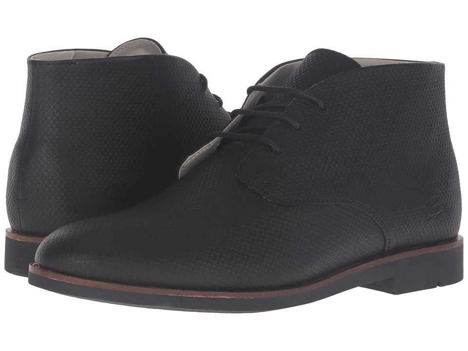Lacoste Crosley Chukka 316 2 (Black) Men