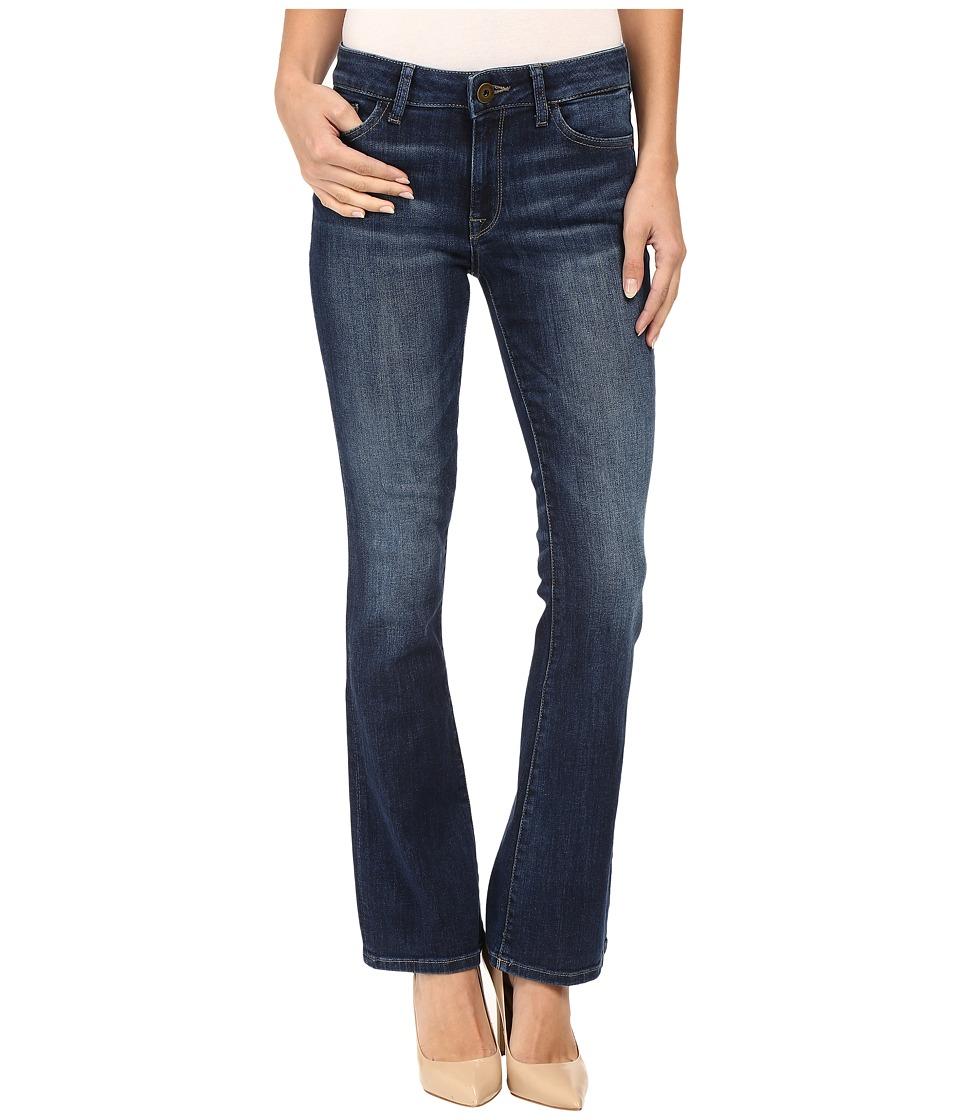 DL1961 - Bridget Instasculpt Boot 31 in Maize (Maize) Women's Jeans