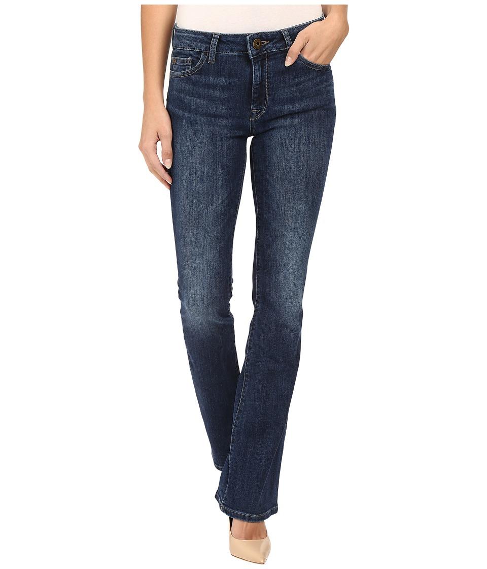 DL1961 - Bridget Instasculpt Boot 33 in Maize (Maize) Women's Jeans