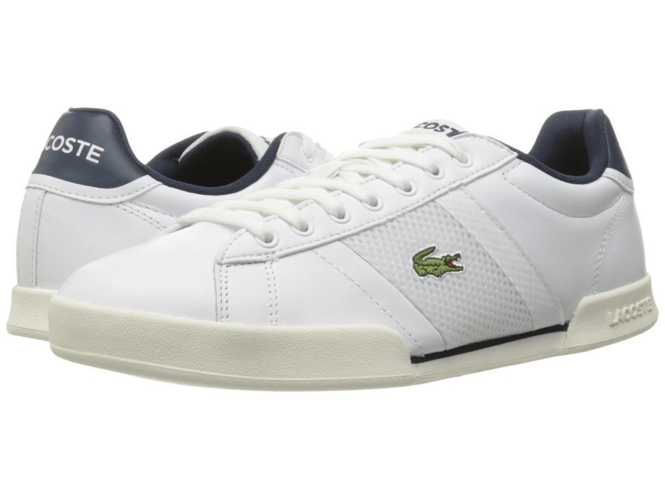 Lacoste - Deston 316 1 (White) Men's Shoes