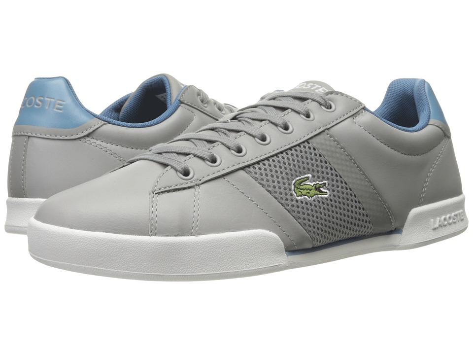 Lacoste - Deston 316 1 (Grey) Men's Shoes