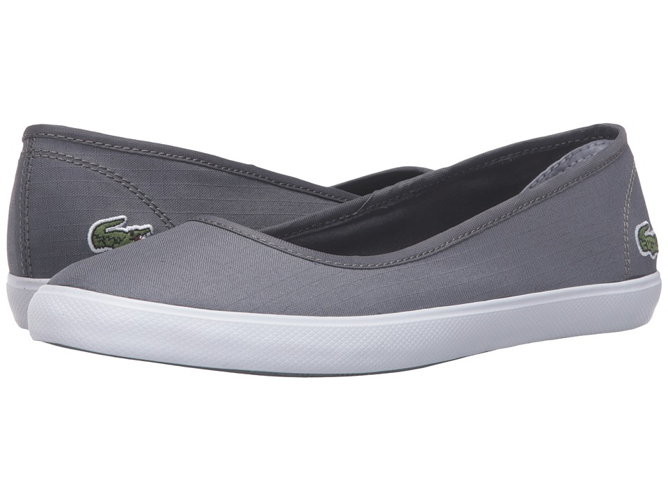 Lacoste - Marthe 316 1 (Dark Grey) Women's Shoes