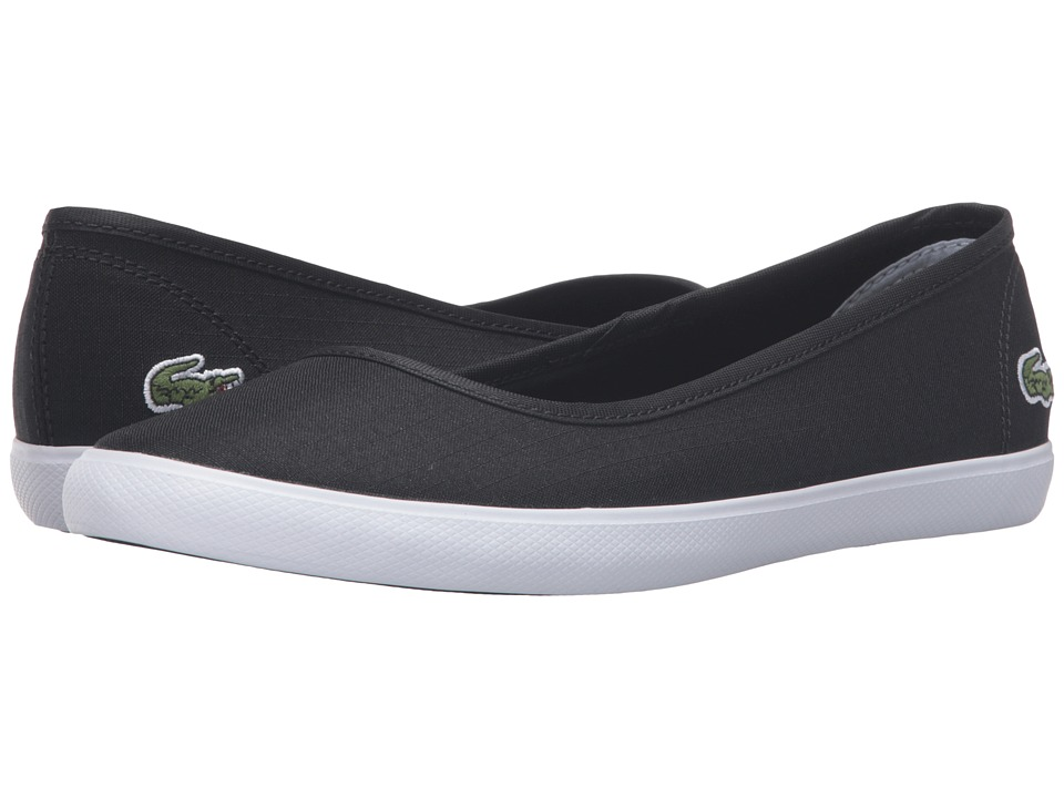 Lacoste - Marthe 316 1 (Black) Women's Shoes