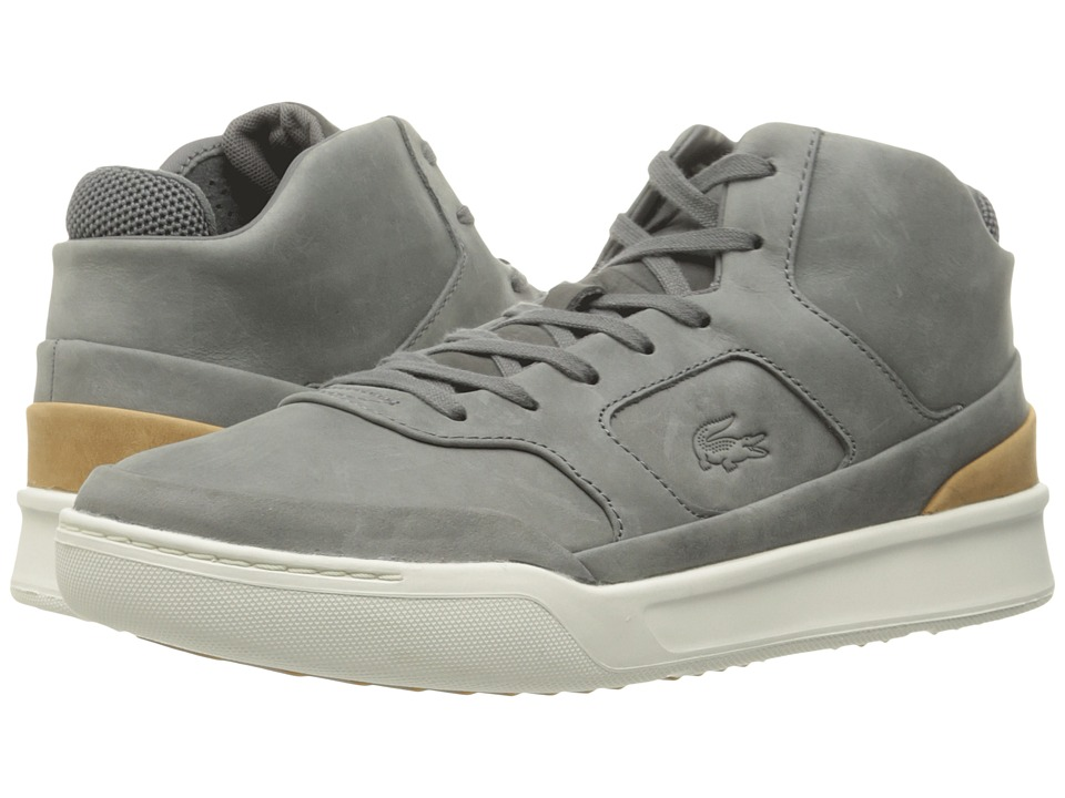 Lacoste - Explorateur Mid 316 2 (Dark Grey) Men's Shoes