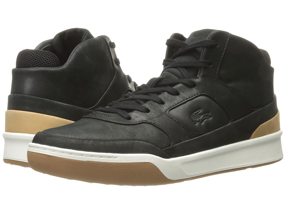 Lacoste Explorateur Mid 316 2 (Black) Men