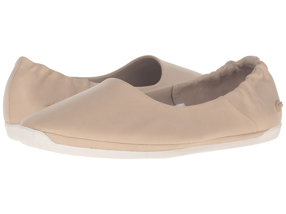 Lacoste Rosabel Slip 316 1 (Natural) Women